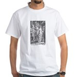 Ford's 12 Dancing Princesses White T-Shirt