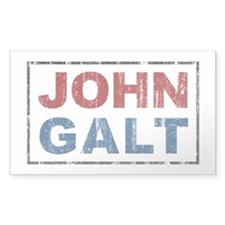 John Galt Decal