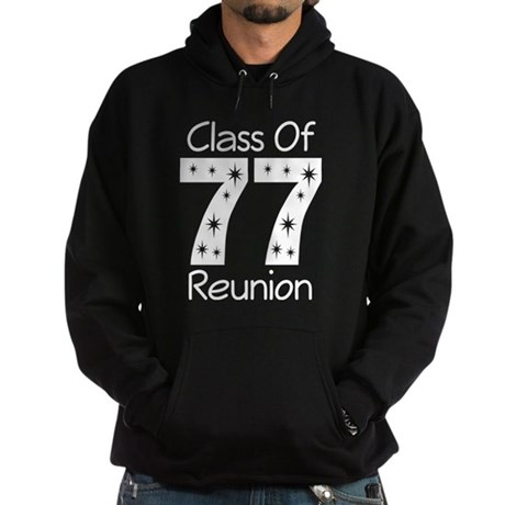 Class Of 1977 Reunion Hoodie (dark)