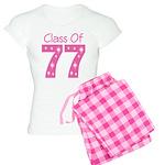 Class of 1977 Women's Light Pajamas