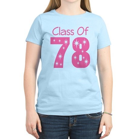 Class Of 1978 Women's Light T-Shirt