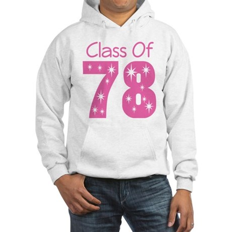 Class Of 1978 Hooded Sweatshirt