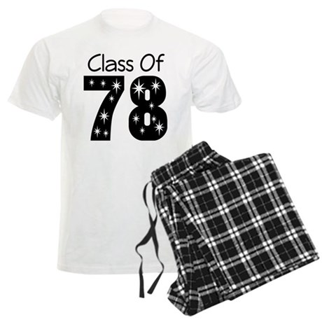 Class Of 1978 Men's Light Pajamas