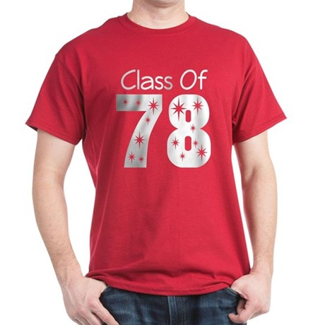 Class Of 1978 Dark T-Shirt