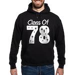 Class Of 1978 Hoodie (dark)