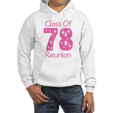 Class Of 1978 Reunion Hooded Sweatshirt