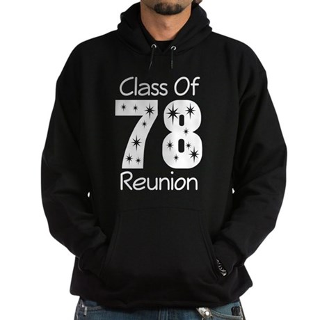 Class Of 1978 Reunion Hoodie (dark)