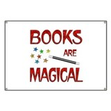 Books are Magical Banner