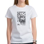 Ford's Six Swans  Women's T-Shirt