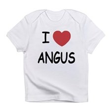I heart angus Infant T-Shirt