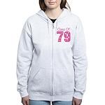 Class of 1979 Women's Zip Hoodie