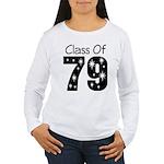 Class of 1979 Women's Long Sleeve T-Shirt