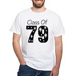 Class of 1979 White T-Shirt