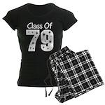 Class of 1979 Women's Dark Pajamas