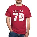 Class of 1979 Dark T-Shirt