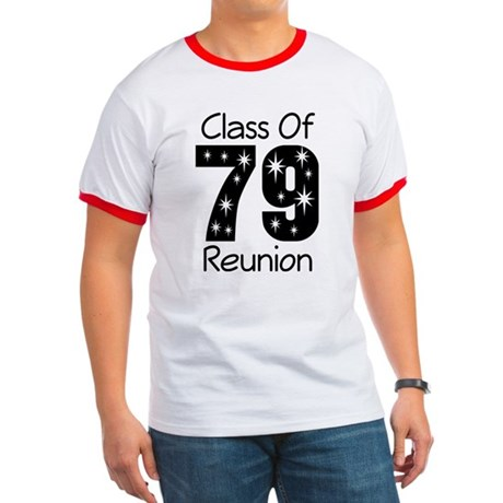 Class of 1979 Reunion Ringer T