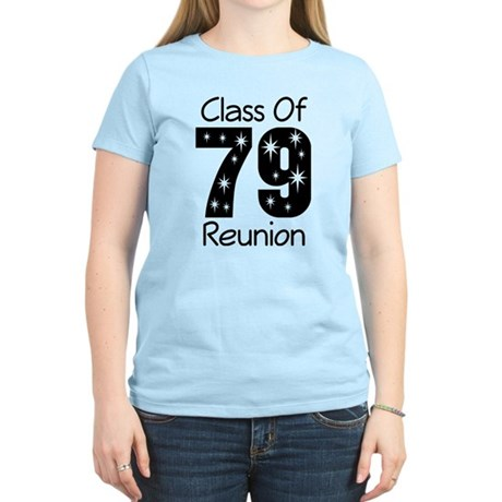 Class of 1979 Reunion Women's Light T-Shirt