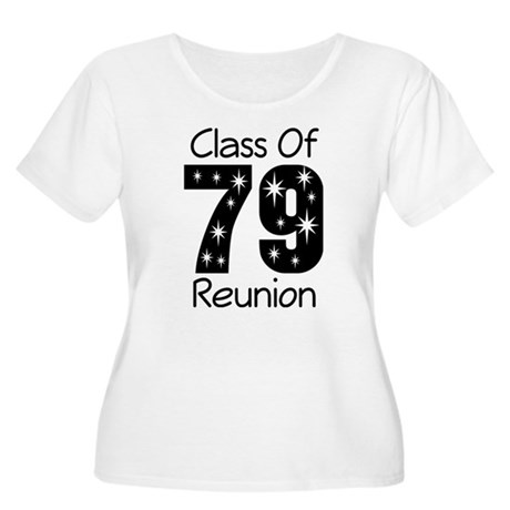 Class of 1979 Reunion Women's Plus Size Scoop Neck