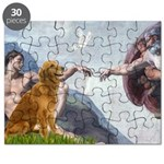 Golden Creation Puzzle