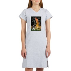 Fairies / Cavalier Women's Nightshirt