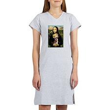 Mona / C Crested(HL) Women's Nightshirt