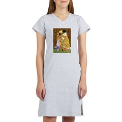 Kiss & Whippet Women's Nightshirt