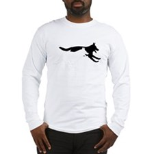 Black & White GS Silhouettes Long Sleeve T-Shirt