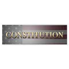 Constitution Sticker (Bumper)