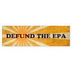 Defund The EPA Sticker (Bumper 10 pk)