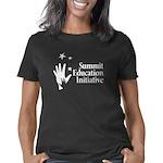 Winners Never quit Organic Kids T-Shirt (dark)