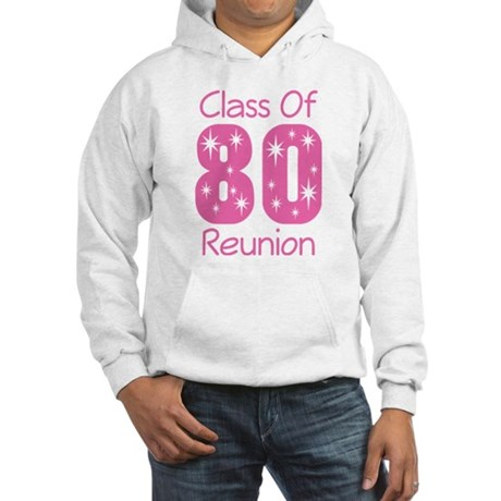 Class of 1980 Reunion Hooded Sweatshirt