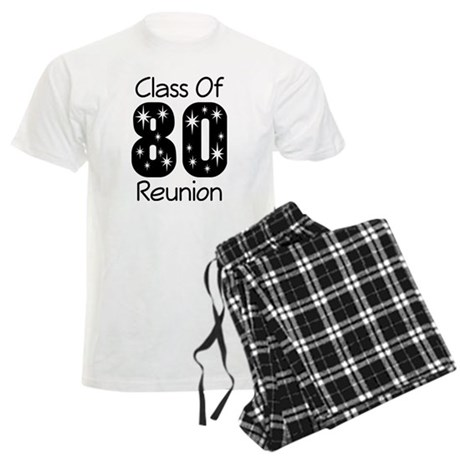 Class of 1980 Reunion Men's Light Pajamas