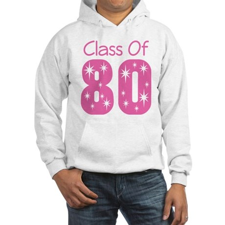 Class of 1980 Hooded Sweatshirt