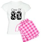 Class of 1980 Women's Light Pajamas