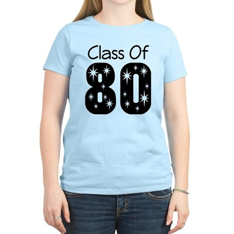 Class of 1980 Women's Light T-Shirt
