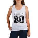 Class of 1980 Women's Tank Top
