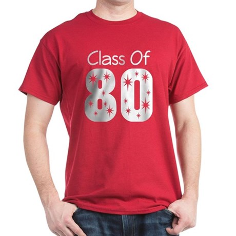 Class of 1980 Dark T-Shirt