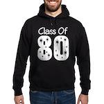 Class of 1980 Hoodie (dark)