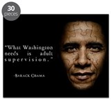 Obama, Adult Supervision, Quote Puzzle