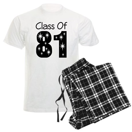 Class of 1981 Men's Light Pajamas