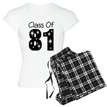 Class of 1981 Women's Light Pajamas