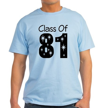 Class of 1981 Light T-Shirt
