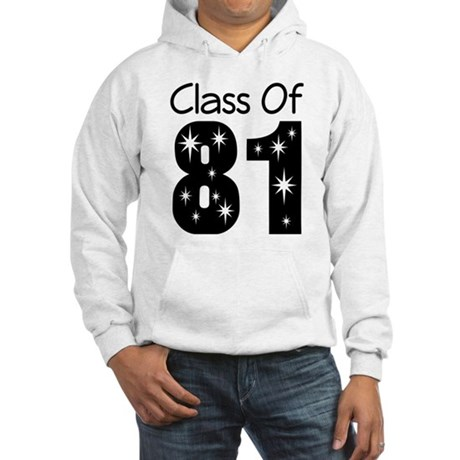 Class of 1981 Hooded Sweatshirt