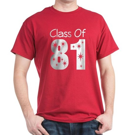 Class of 1981 Dark T-Shirt