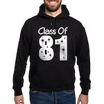 Class of 1981 Hoodie (dark)