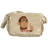 Cute George Messenger Bag