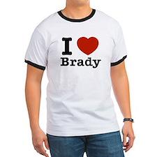 I love Brady T