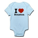 I love Braxton Infant Bodysuit