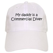 Daddy: Commercial Diver Baseball Cap