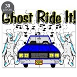 Ghost Ride It Puzzle